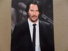 "Keanu Reeves Signed *Autographed Photo ""John"""