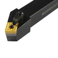 MCSNR 2020K12 20×125mm Index External Lathe Turning Holder For CNMG1204 inserts