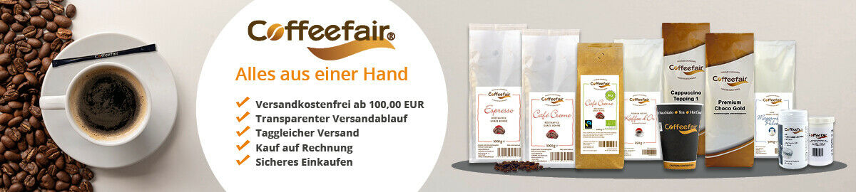 Coffeefair Kaffeeservice