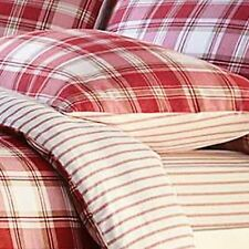 Striped 100% Cotton Fitted Sheets