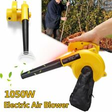 220V 1050W Electric Air Blower Hand Operated Computer Vacuum Dust Cleaner