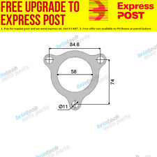 1985-1987 For Mitsubishi Starion JD 4G63 4G63T Sirius Turbo Outlet Gasket 6