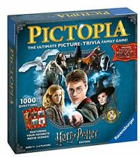 NEW Pictopia Harry Potter Edition The Picture Trivia Game Showcase Your UK FAST