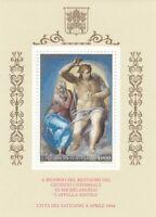 284790 / Vatikan Block ** MNH