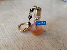 Mini Shalom Keyring Perfum Bottle