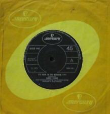 """Faron Young(7"""" Vinyl)It's Four In The Morning-Mercury-6052 140-1972-VG/VG"""