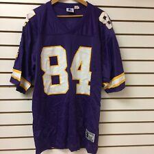 Minnesota Vikings Vintage 90's Randy Moss Starter Jersey EUC Size 52