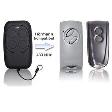 Handsender für Hörmann ECOSTAR kompatibel 433 MHz RSC2 RSE2 Limus Handsender