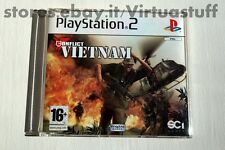 Conflict Vietnam, promo, PS2, EURO, PLAYSTATION 2,come nuovo, like brand new !!!