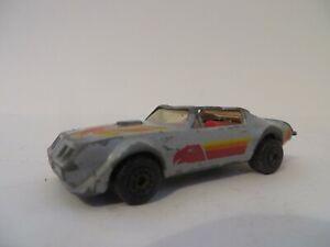Matchbox Superfast No.16 Pontiac Firebird Diecast Car toy Lesney