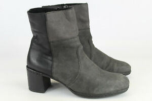 Rieker Gr.37 Damen  Stiefel  Stiefeletten  Boots  TOP  Nr. 962 C