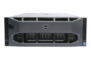 Dell PowerEdge R920 Server 4x 12-Core E7-4850 v2 2.3Ghz 384GB Ram 2x 300GB HDD