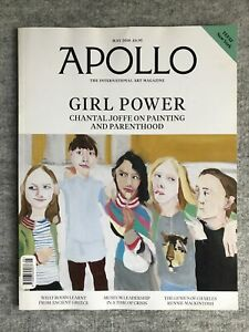 Apollo : The International Art Magazine : Chantal Joffe, Bela Lajta : May 2018