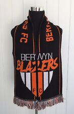 Berwyn Blazers~Youth Soccer Team Premier League Illinois Scarf