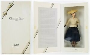 Barbie Christian Dior Paris Doll 1996 Mattel No. 16013 NRFB