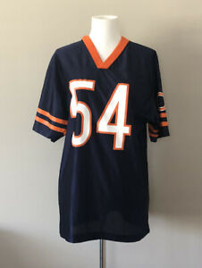 NFL Team Apparel, #54 Urlacher, Chicago Bears Jersey, Unisex Children XL (18-20)