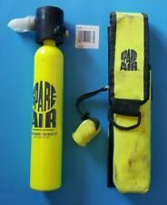 Spare Air Model 300 Scuba tank 3.0 cu.ft. 3000psi W/soft case -Same Day Shipping