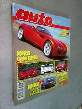 AUTO N.8 AGOSTO 1997 - OTTIMO