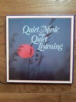 Various ‎– Quiet Music For Quiet Listening  GQMQ-A-157 8 × Vinyl, LP, Box Set