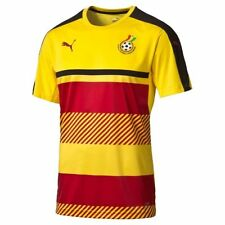 Maillots de football des sélections nationales jaune