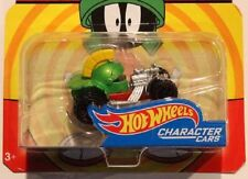 Hot Wheels 2017 HWS LOONEY TUNES Character Cars 6/6 MARVIN THE MARTIAN DXT15