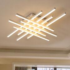 Современный акрил потолочный светильник приборы свет железо спальня затемнение, светодиодная лампа потолка