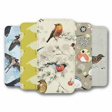 For iPhone 6 6S Flip Case Cover Birds Collection 4