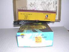 """TRAIN MIN.#2407  Rath Packing Co.40' Wood Side Reefer #512 KIT """"H.O.Gauge"""""""