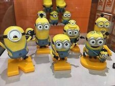 USJ official limited edition 2017 Minion Collectable Figure 6 Type Complete Item