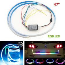 "47"" RGB LED Car SUV Rear Trunk Strip Back-up Tailgate Brake Drive Signal Lights"