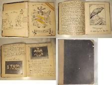 Wolfenbüttel-LV Fridericia - 1921-1924 - Cronología-libro de invitados/studentika