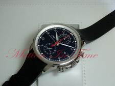 IWC Portuguese Stainless Steel Yacht-Club Chronograph Black Dial Ref: IW3902-04