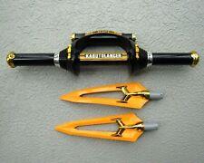 Beetleborgs Metallix Gold DX Kabuto Lancer Sentai 1996 Bandai Japan - Works