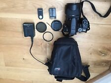 Pentax K30 with 18-135 WR lens and extras