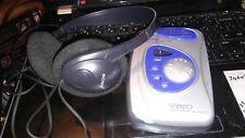 💲Euc Sony Phones w Durabrand Am/Fm Stereo Cassette Play 1129 Preset Equalizer