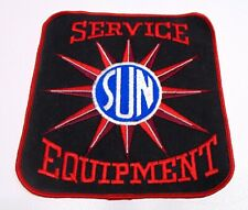 Vintage Sun Electric Service Equipment Collectible Logo Embroidered Patch