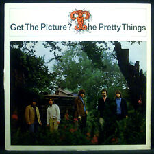 LP THE PRETTY THINGS - get the picture ?, GER, Mono