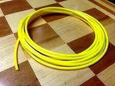 """Dental Air/Water Supply Tubing Hose Polyurethane Yellow 1/16"""" ID 1/8"""" OD 10 feet"""