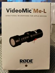 Rode VideoMic Me-L Lightning Microphone for iPhone / iPad