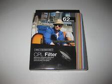 Vivitar 62mm C-PL Circular Polarizer Glass Filter 62 BRAND NEW
