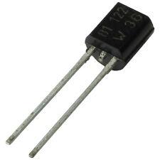 2 KTY81-122 NXP Temperatursensor 1000R +2% Silicon temperature sensor 855726