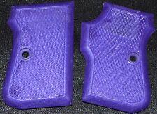 FIE Titan 25 ACP pistol grips reflex violet plastic