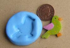 Reusable Bird Silicone Food Safe Mould, Mold, Sugarcraft, Jewellery, Cake SAFB3