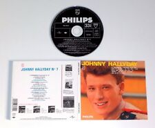 RARE CD ALBUM DIGIPACK / JOHNNY HALLYDAY - LE PENITENCIER / COMME NEUF
