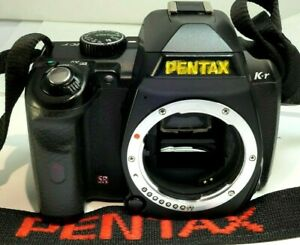 PENTAX K-r 12MP Digital SLR Camera - (Body Only) excellent condition