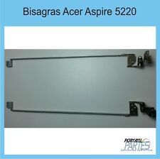 Bisagras Acer Aspire 5220 L&R Hinges AM01K000400 / AM01K000500