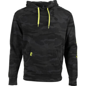 509 Night Ops BLACK CAMO PULLOVER HOODIE SWEATSHIRT - Small - Medium -  XL  -NEW