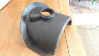 Vintage Morris Eight 8 Series I & II Gearbox Cover Flexible Rubber as Original