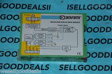 Dataforth DSCA33-05 Isolated AC Input Module DSCA3305