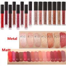 FOCALLURE 34 Colors Liquid Matte Lipstick Pencil Lip Waterproof Lip Gloss Gifts